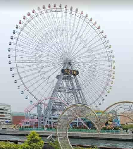横浜コスモワールド観覧車